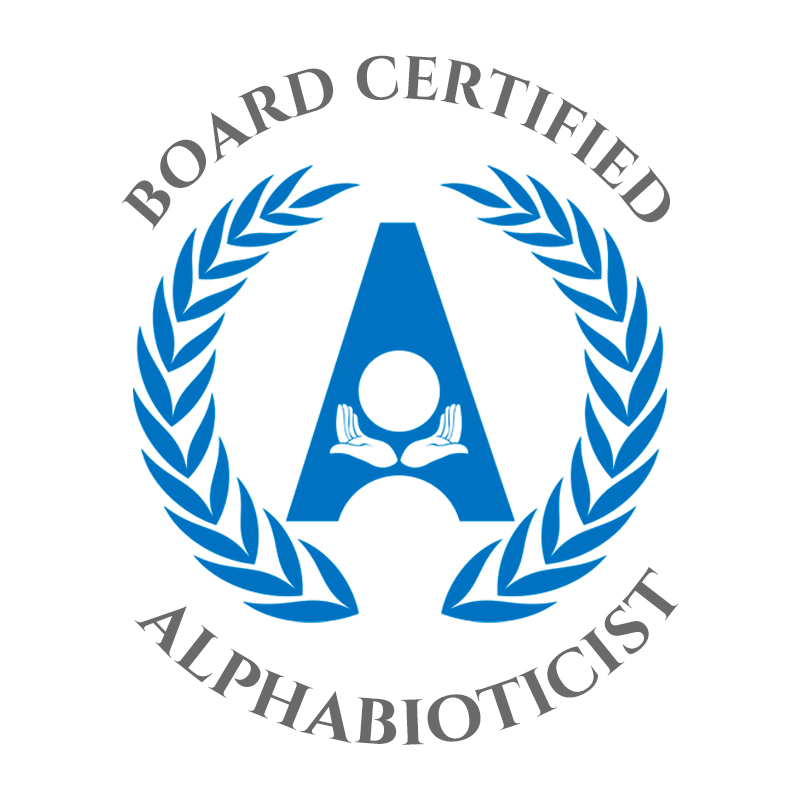 Board Certified Alphabioticist